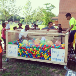 Mobile Ballpit - Take a Seat, Meet a Neighbor